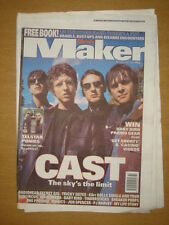 MELODY MAKER 1996 OCT 19 CAST RADIOHEAD PRODIGY MANICS