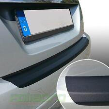 LADEKANTENSCHUTZ Lackschutzfolie für SEAT LEON 3 Limo ab 2013 Typ 5F schwarz mat