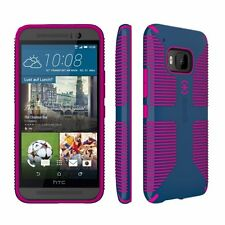 Speck Cell Phone Case for HTC One M9 Deep Sea Blue/Lipstick Pink