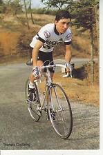 CYCLISME carte cycliste FRANCIS CASTAING équipe PEUGEOT ESSO MICHELIN 1981