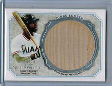2012 Topps Museum Collection Jumbo Lumber HANLEY RAMIREZ Bat #10/30   (B1478)