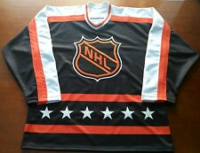 NEW! 1989 1990 1991 1993 NHL ALL STAR GAME REPLICA CCM HOCKEY JERSEY MEDIUM