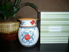 1 Scentsy FULL SIZE Warmer Collectible MEDITERRANEAN Retired DISCONTINUED Rare