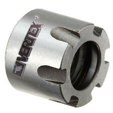 ER20 Collet Castellated Clamping Nut M24 x 1.0 Industrial Quality Vertex Taiwan