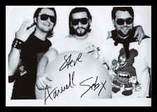 SWEDISH HOUSE MAFIA AUTOGRAPHED SIGNED & FRAMED PP POSTER PHOTO