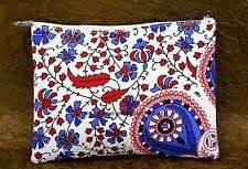 Indian Cotton Mandala Clutch Bag Women Shopping Hand Bag Mobile Bag Purse