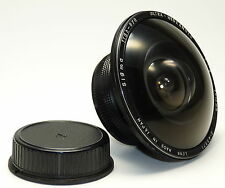 SIGMA Objektiv Fish-Eye ULTRA-WIDEANGLE 8/12 für M42