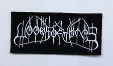 WOODS OF YPRES WT PATCH BUY3GET4,AGALLOCH,KATATONIA,ULVER,BLACK DOOM METAL,FEN