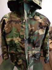 US ARMY GORE-TEX COLD WEATHER PARKA CAMO  NICE
