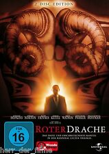 ROTER DRACHE (Edward Norton, Anthony Hopkins) 2 DVDs NEU+OVP