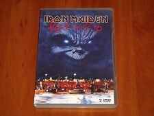 IRON MAIDEN ROCK IN RIO 2001 LIVE 2x DVD NEW Megadeth Motorhead Metallica