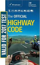 The Highway Code Book 2017 Driving Standards Agency DSA DVLA Theory Test -HW