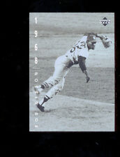1994 UD Upper Deck BOB GIBSON Cardinals American Epic Ken Burns Baseball Card