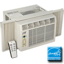 12,000 BTU Window Air Conditioner Room AC - Portable Cooler + Dehumidifier & Fan