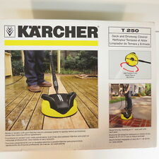 Karcher T250 Deck and Driveway Cleaner 2.642-451.0