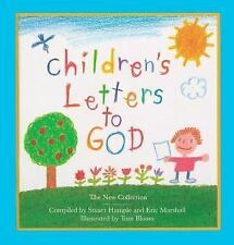 New Condition Hardcover Children's Letters to God Religious New Collection