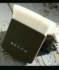 BECCA The One Perfecting Brush authentic powder contour foundation highlighting