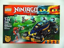Lego NinjaGo Masters of Spinjitzu Samurai VXL 428 pcs NEW!!