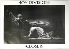 "JOY DIVISION POSTER ""CLOSER"""