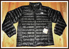 NWT NEW TAG The North Face Men's Flint Goose 550 Down Jacket L LARGE BLACK 2016