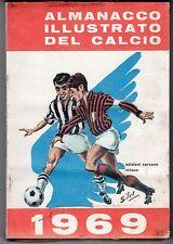 ALMANACCO DEL CALCIO CARCANO ANNO 1969 - BLISTERATO