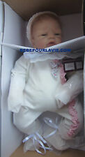 ASHTON DRAKE - Wecome Home, Baby Girl doll by Tasha Edenholm without certificate