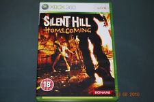 Silent Hill Homecoming Xbox 360 UK PAL **FREE UK POSTAGE**