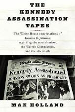 The Kennedy Assassination Tapes-ExLibrary