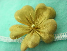 Authentic  Antique Tiffany & Co.18K Yellow Gold Ladies Flower Pin Brooch/Pendant