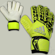 Adidas Ace FS Replique Goal Keeper Gloves Size 10 YLW/BLK/WHT (NEW) List @ $65