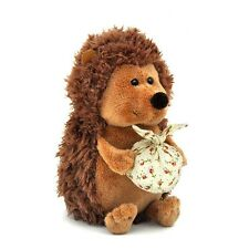 Plush Soft toy Hedgehog Prickly whith knot 10'' inch in crafts box