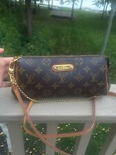 100% Authentic Louis Vuitton Eva Cross Body Evening Bag With Straps US seller
