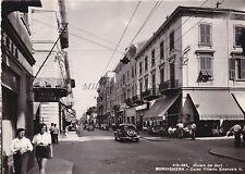 BORDIGHERA - Riviera dei Fiori - Corso Vittorio Emanuele II