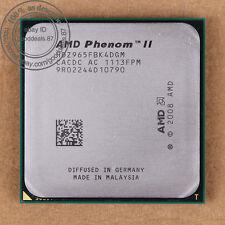 AMD Phenom II X4 965 - 3.4 GHz (HDZ965FBK4DGM) Socket AM3 CPU Prozessor 667 MHz