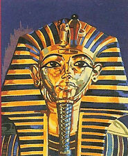 SALE!! KING TUT NEEDLEPOINT CANVAS FROM COLLECTION D'ART #11.156