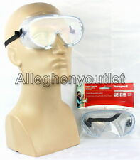 Sperian Safety Impact Flexible Clear Plastic Goggles Ventilated RWS-51027 NEW