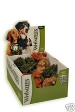 Whimzees Hedgehog's x 30pcs (Large) Healthy Vegetable Dog Treats