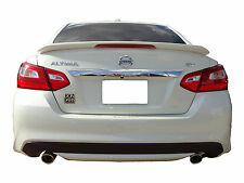 UNPAINTED REAR WING SPOILER FOR A NISSAN ALTIMA FACTORY STYLE 2016-2017