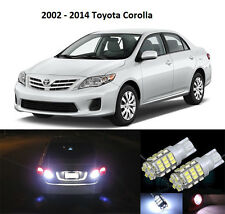Premium LED Reverse Backup Light Bulbs for 2007 - 2011 Toyota Corolla T15 42SMD
