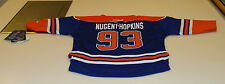 2013-14 Edmonton Oilers Ryan Nugent Hopkins NHL Home Jersey 2-4T Toddler Child