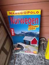 Norwegen, ein Marco Polo Reiseführer aus dem Jahr 2002