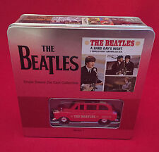 THE BEATLES SINGLE SLEEVE DIE CAST COLLECTIBLE SERIES 1 - TIN - A HARD DAYS GIFT