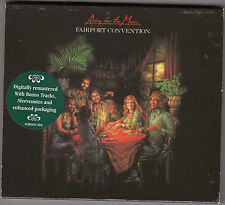 FAIRPORT CONVENTION - rising for the moon CD
