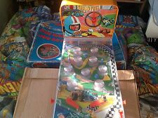 Durhams grand prix flipper table top game-extrêmement rare-vintage-coffret