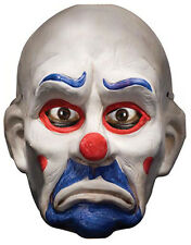Batman Joker Clown Kids 1/2 Mask, The Dark Knight Costume Mask Style 2
