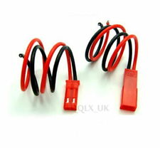 5 Set JST 170mm Connettore a Spina per RC BEC lipo batteria-UK Venditore - #308