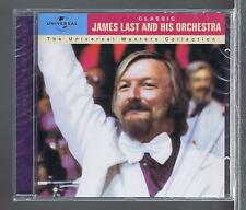 CD NEUF JAMES LAST AND HIS ORCHESTRA UNIVERSAL MASTERS COLLECTION