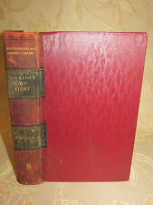 Antique Collectable Book Of Dickens's Own Story, By W. Robertson Nicoll - 1923