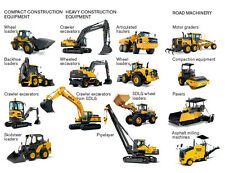 VOLVO EC330B LC EXCAVATOR SERVICE SHOP REPAIR MANUAL