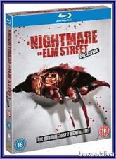 NIGHTMARE ON ELM STREET - COMPLETE 1 - 7 FILMS *NEW BLURAY BOXSET*